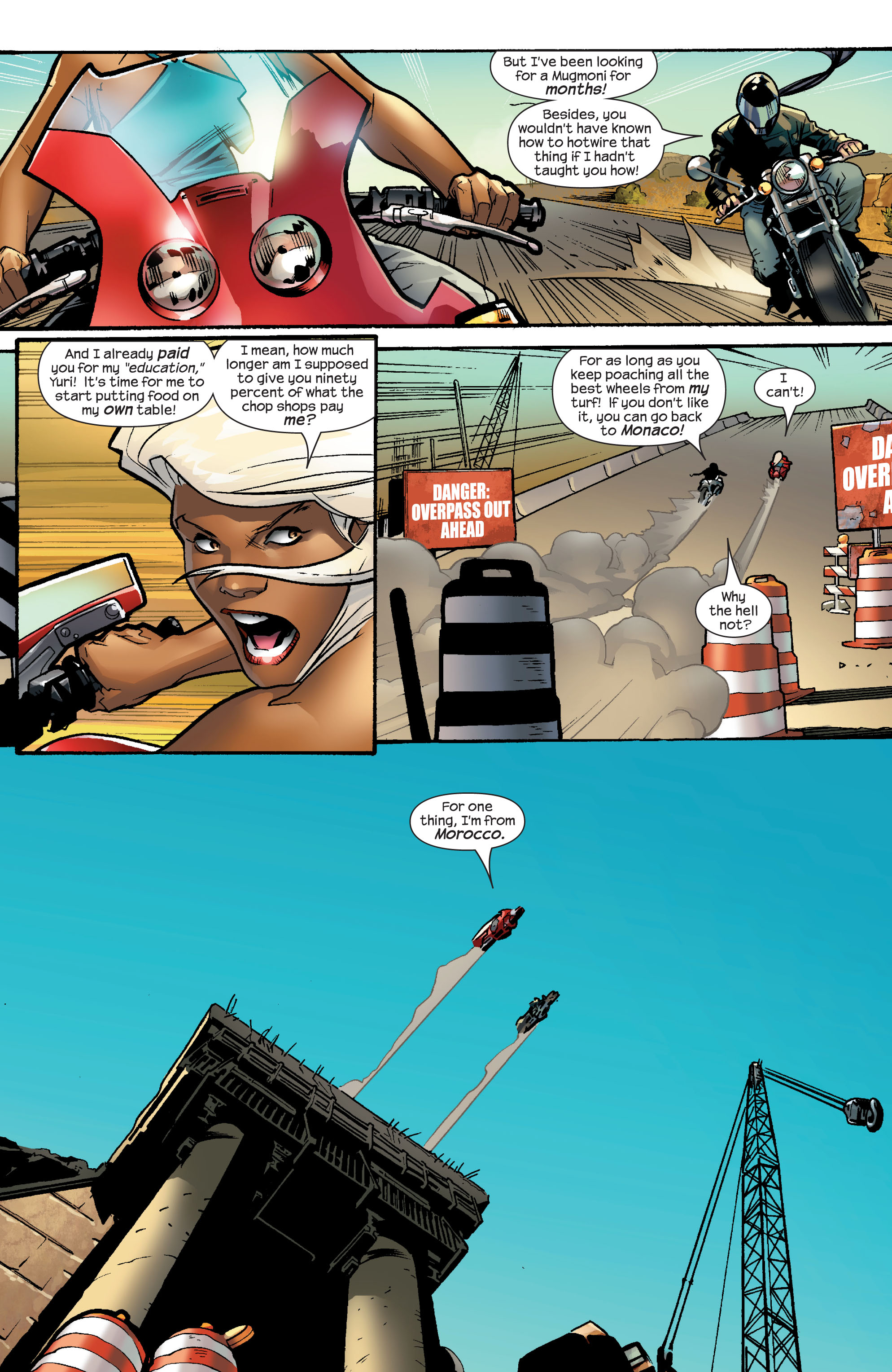 Read online Ultimate X-Men comic -  Issue #59 - 4