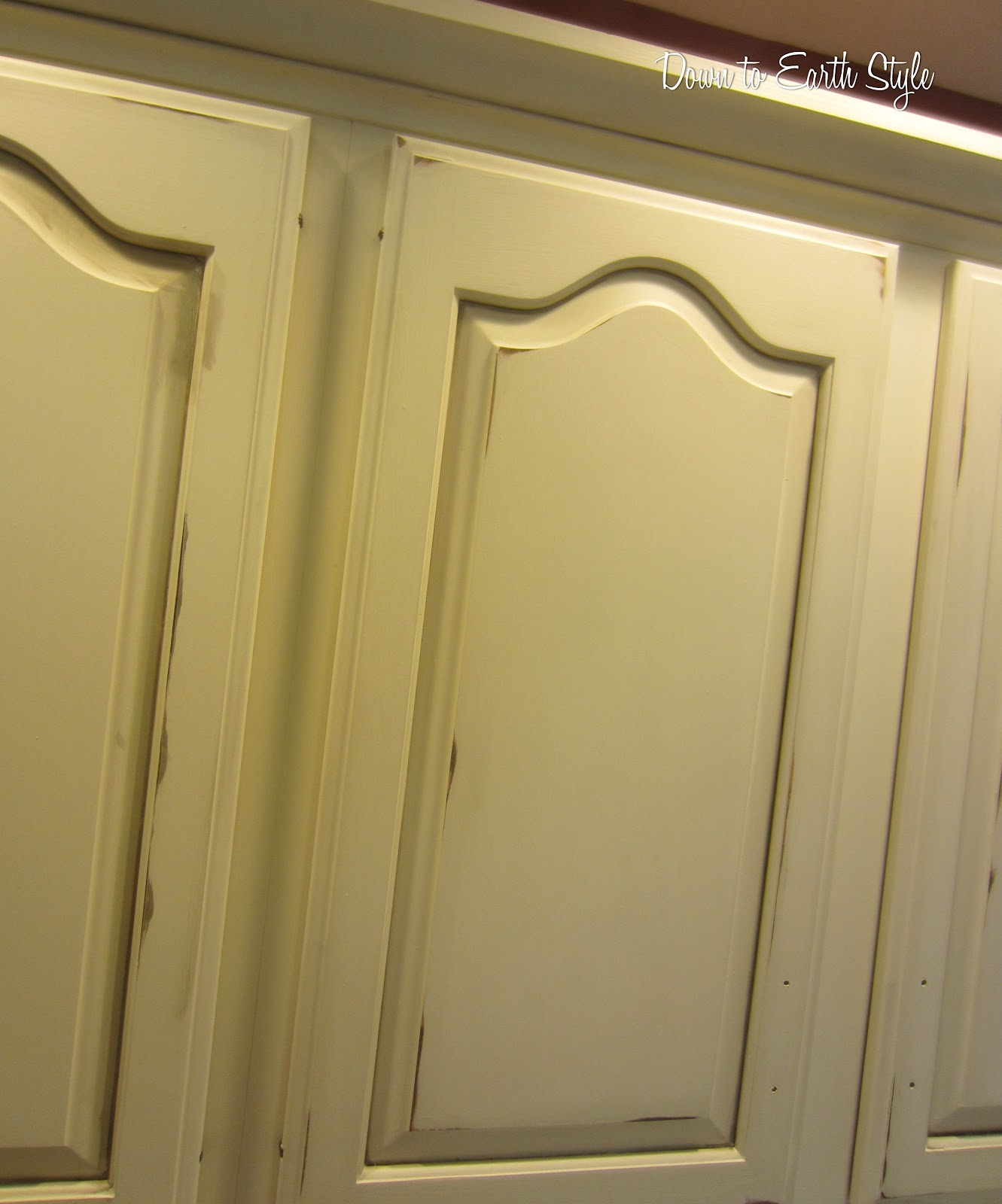 kitchen cabinet cleaner recipe new kitchens down to earth style my secret glazing cabinets etc