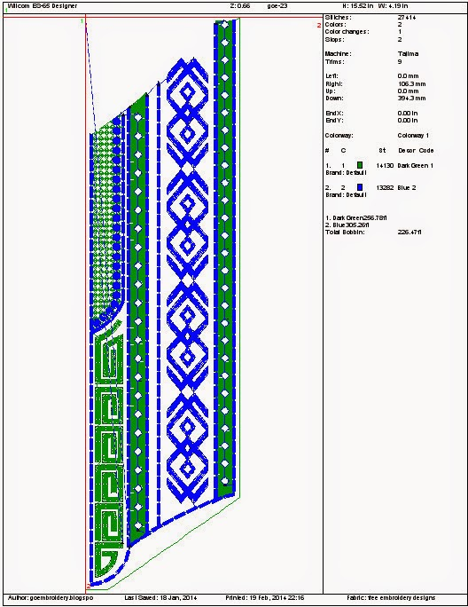 print preeview Embroidery Design goe23