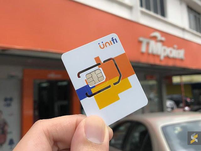 Unifi Mobile Terhad Untuk 1 Juta Kad-SIM sahaja