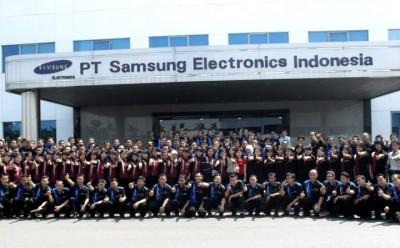 Samsung Segera Alihkan Pabrik Ponsel di Tiongkok ke Indonesia
