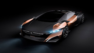 Dream Fantasy Cars-Peugeot Onyx
