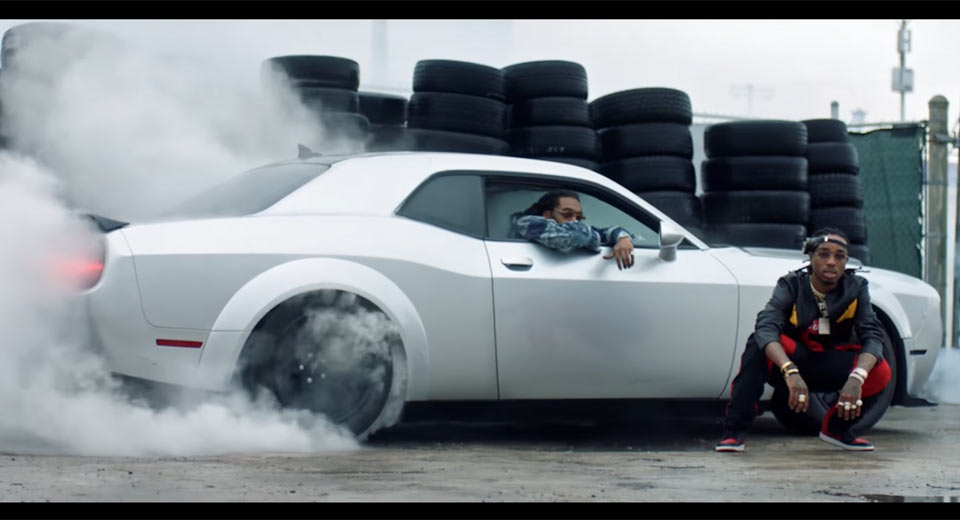 How Much Is The Dodge Demon >> The Fate Of The Furious Music Video Shows Off Dodge ...