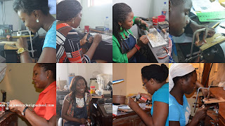 Nigerian Jeweler, ion jewelry, goldmithing in Nigeria by Ibironke-bellafricana