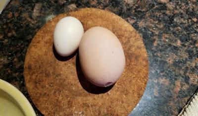 Έσπασε το αυγό και δεν πίστευε αυτό που είδε στο εσωτερικό του!