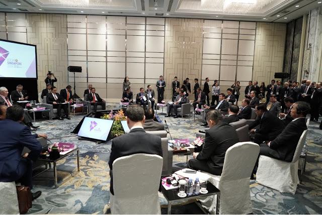 Jokowi: Kerja Sama Indo-Pasifik Harus Inklusif dan Utamakan Kerja Sama