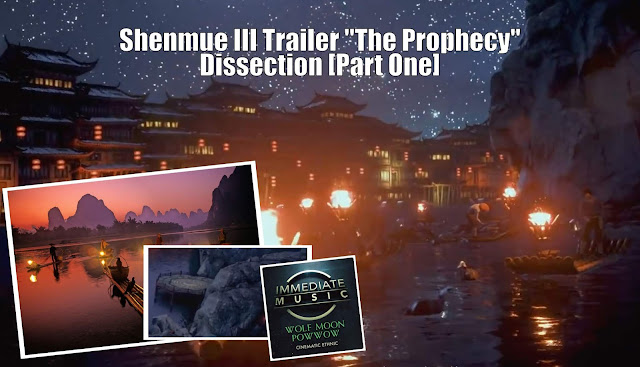 "Shenmue III Trailer ""The Prophecy"" Dissection [Part One]"
