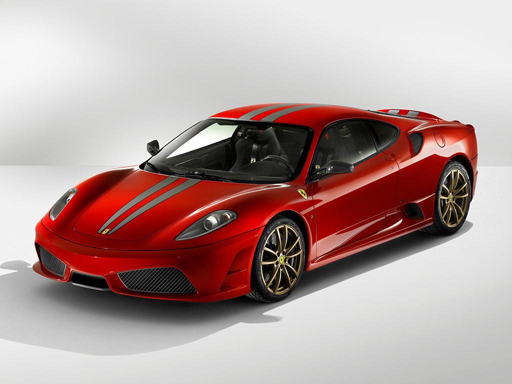 Wallpaper Mobil Sport Ferrari: Mobil Sport: Ferrari F430