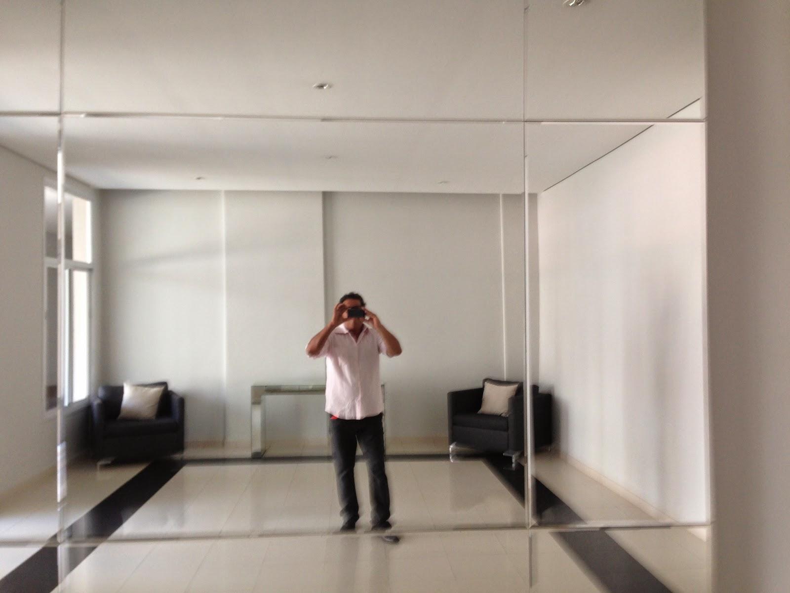 foto de espelho decorativo