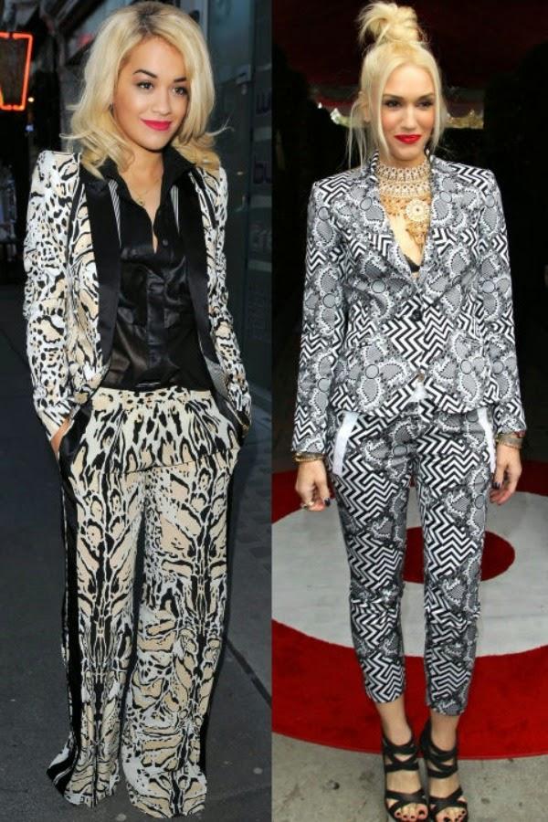 Rita Ora e Gwen Stefani