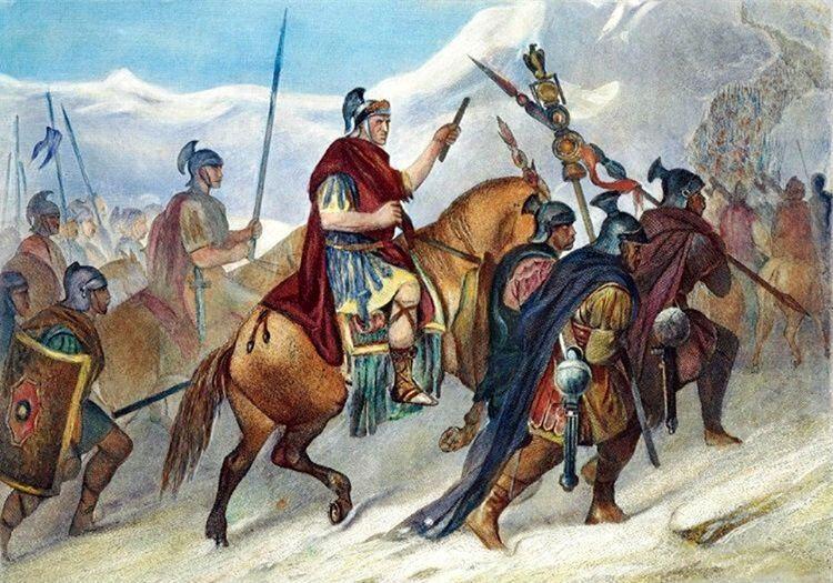 Kartaca ordusu durdurulamıyordu, Roma yeni bir ordu göndermesine rağmen başarılı olmamıştı.