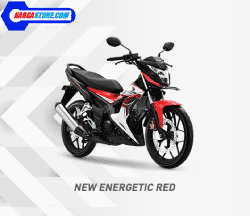 Honda Sonic Sonic 150R Energetic Red