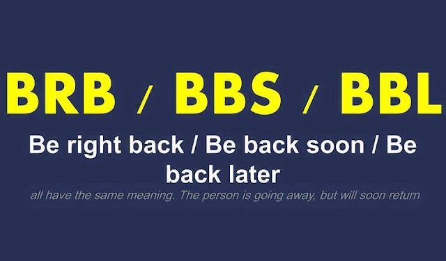 BRB/BBS/BBL