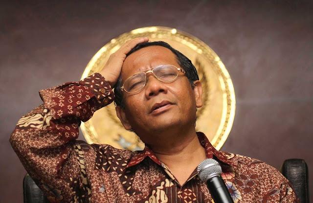 Terbongkar !! Saat Jadi Ketua MK, Prof Mahfudz MD Terbukti Buat Norma Baru !!