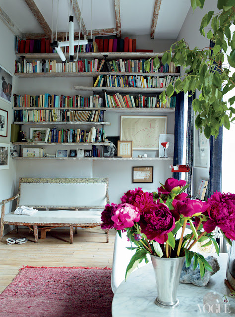Miranda Brooks and Bastien Halard's Brooklyn Home