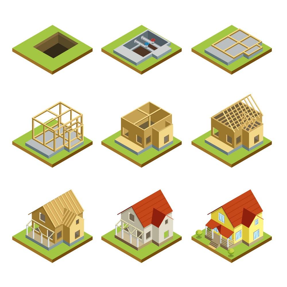 ايهاب القزاز خطوات بناء منزل بالتفصيل في العراق