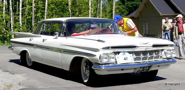 Chevrolet Impala Sport Sedan 4d Ht 1959
