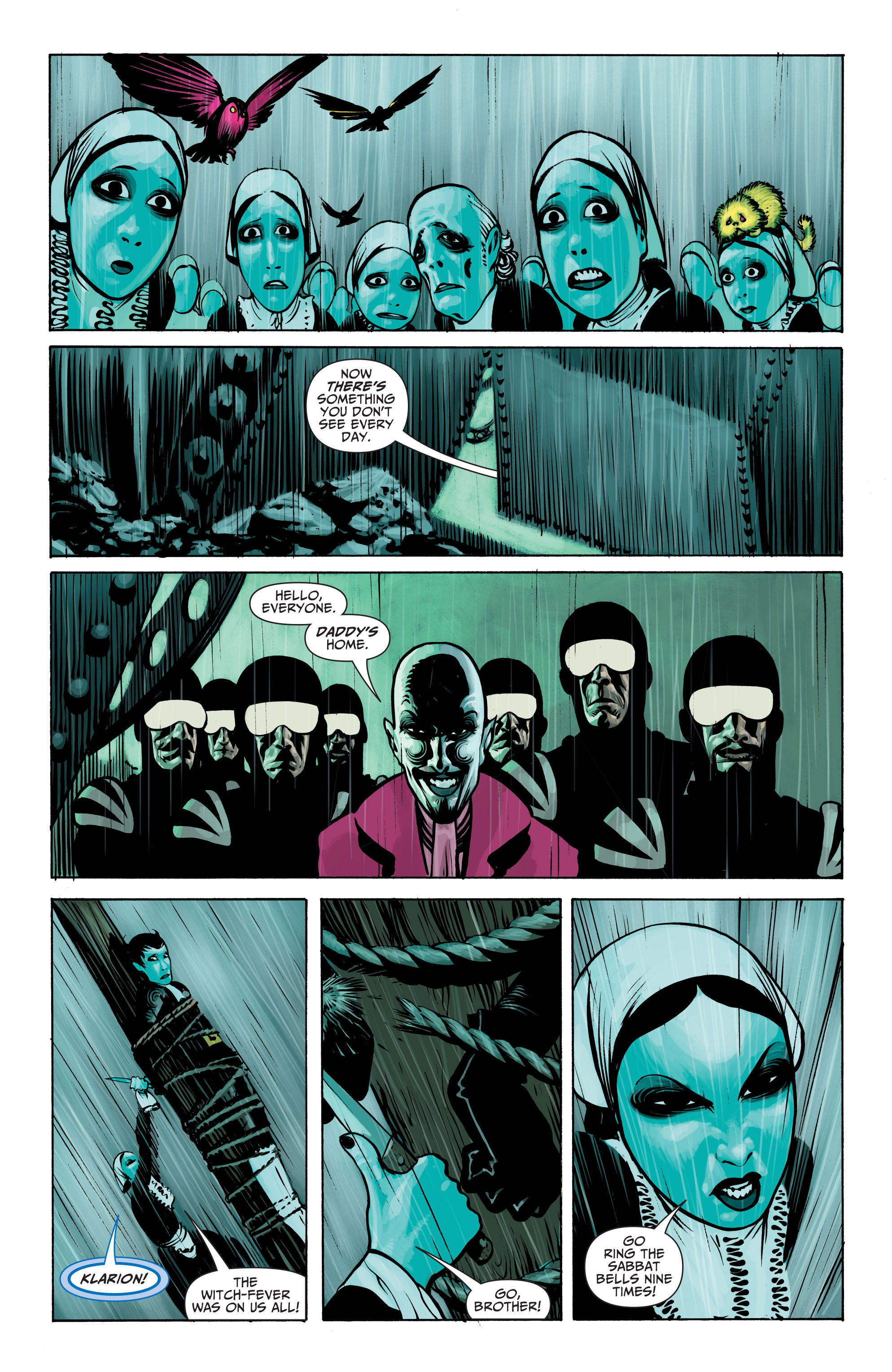 Read online Seven Soldiers: Klarion the Witch Boy comic -  Issue #4 - 6
