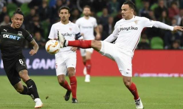Sevilla vs Krasnodar