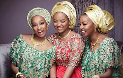 Photos: Beautiful billionaire daughter and Vlogger, Hauwa Indimi reportedly set to wed