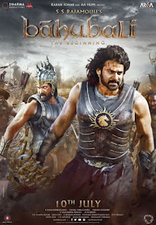 Baahubali The Beginning 2015 movie Poster
