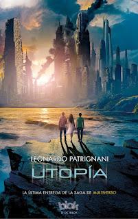Reseña Utopía - Leonardo Patrignani (Trilogía Multiverso #3)