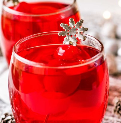 CROCK POT SPICED CHERRY CIDER