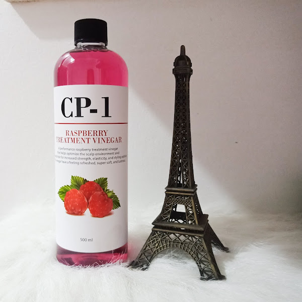 CP-1 Raspberry Hair Vinegar - Review