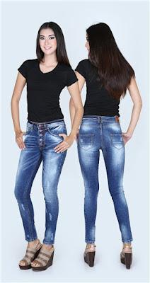 Celana Jeans Wanita Terbaru Online