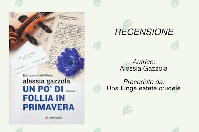 Recensione romanzo Alessia Gazzola