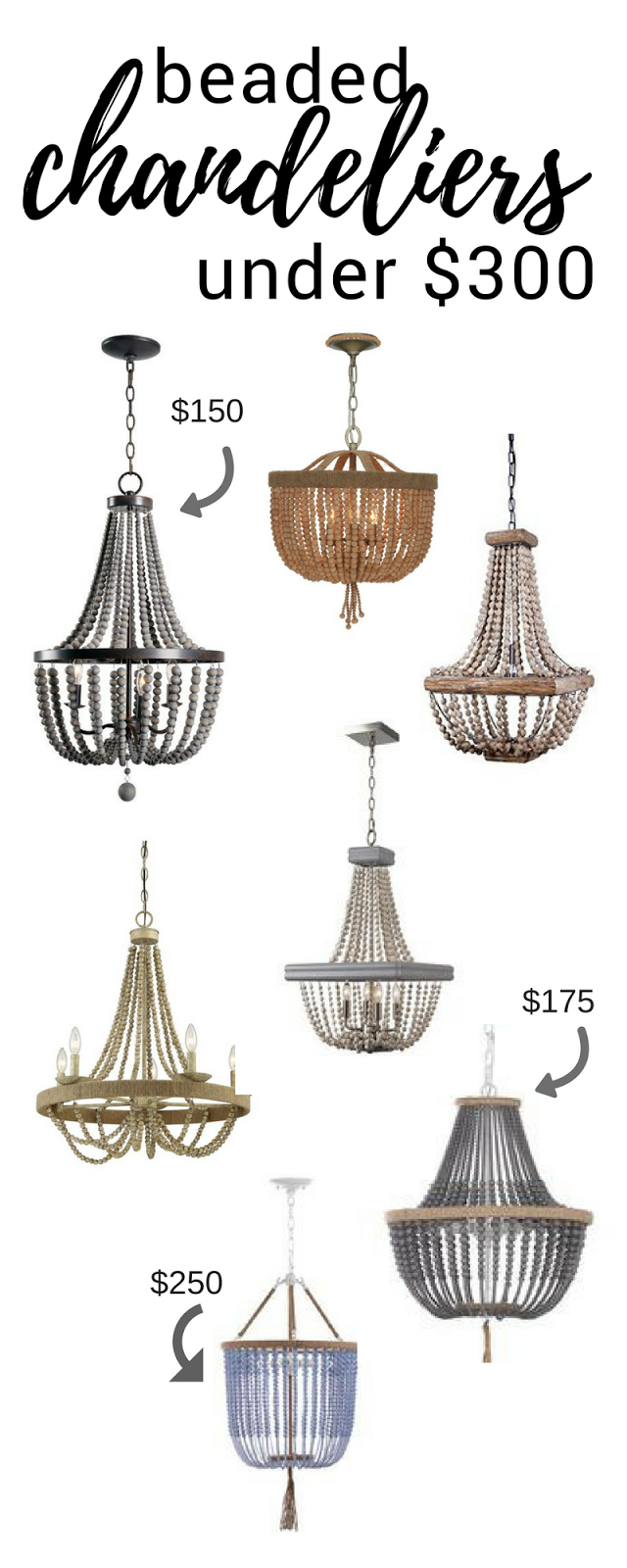 Beaded Chandeliers: The Best of the Best for Under $300