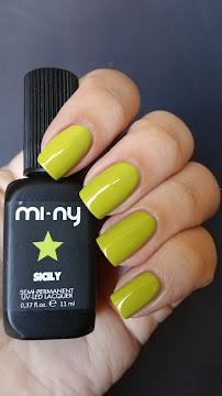 mi-ny glow in the dark - sicily