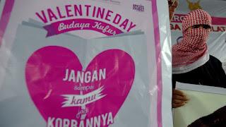 Tak Sesuai Syariat Islam, Negara-negara Ini Menolak Hari Valentine