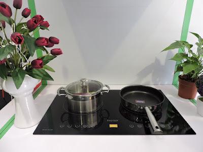 Bếp từ Faster dùng những loại mặt kính nào ?