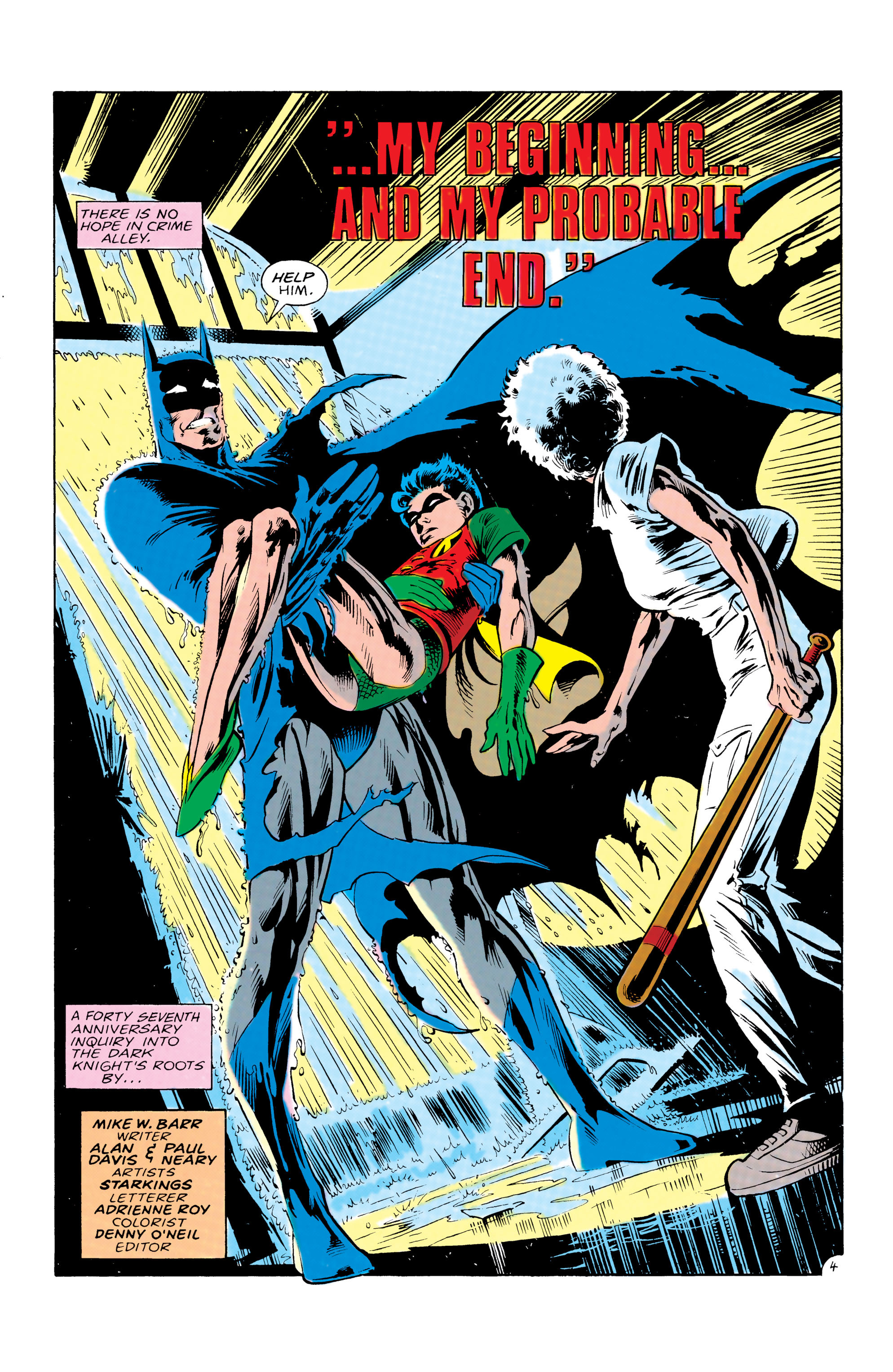 Detective Comics (1937) 574 Page 4