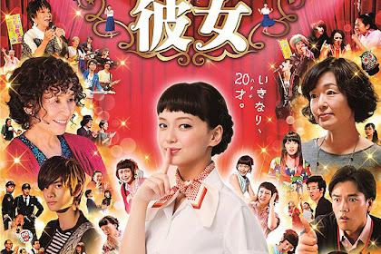 Sinopsis Sing My Life / Suspicious Woman / Ayashii Kanojo (2016) - Japanese Movie