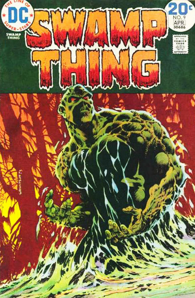 siapa swamp thing