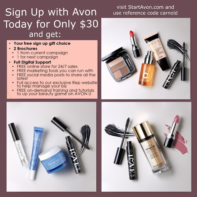 Start Avon Today