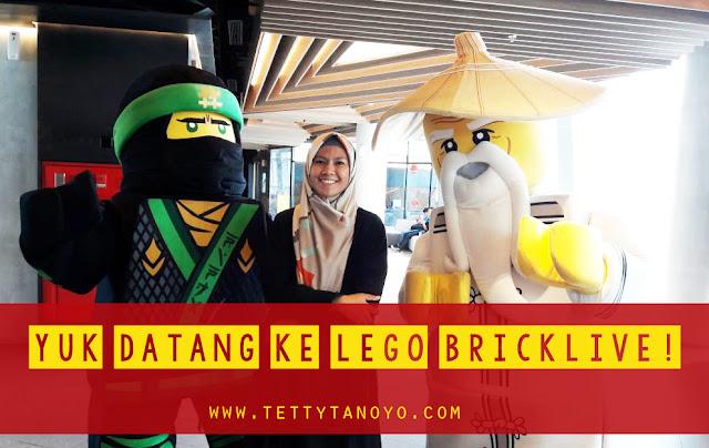 LEGO Bricklive Jakarta
