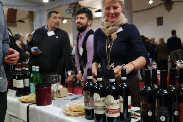 The wines of the Sesti estate