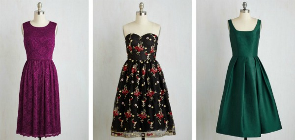 12 Pretty Fall Dresses