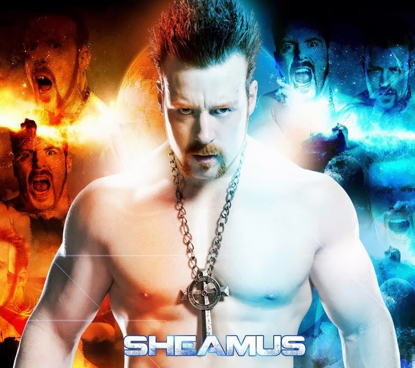Sheamus WWE New HD Wallpapers
