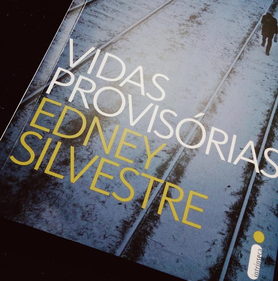 Vidas Provisórias, de Edney Silvestre