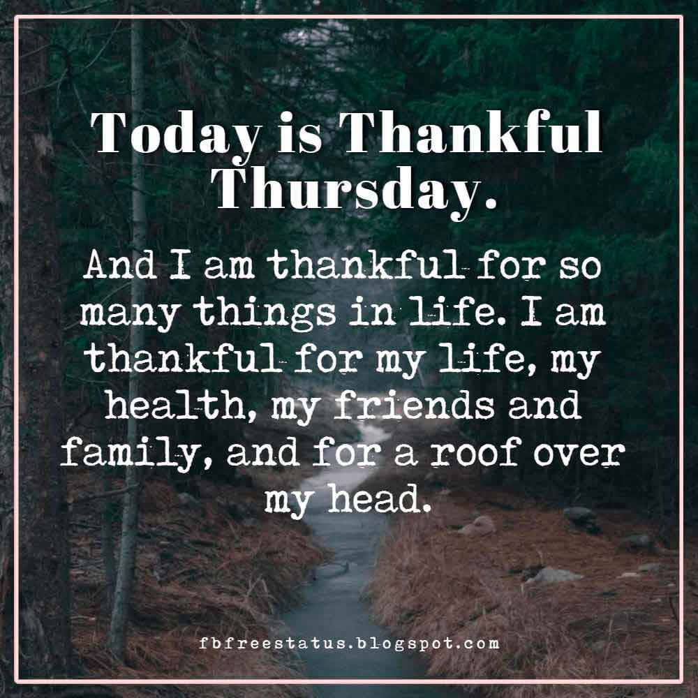 Thankful Thursday Quotes: Happy Thursday Quotes To Be Happy On Thursday Morning