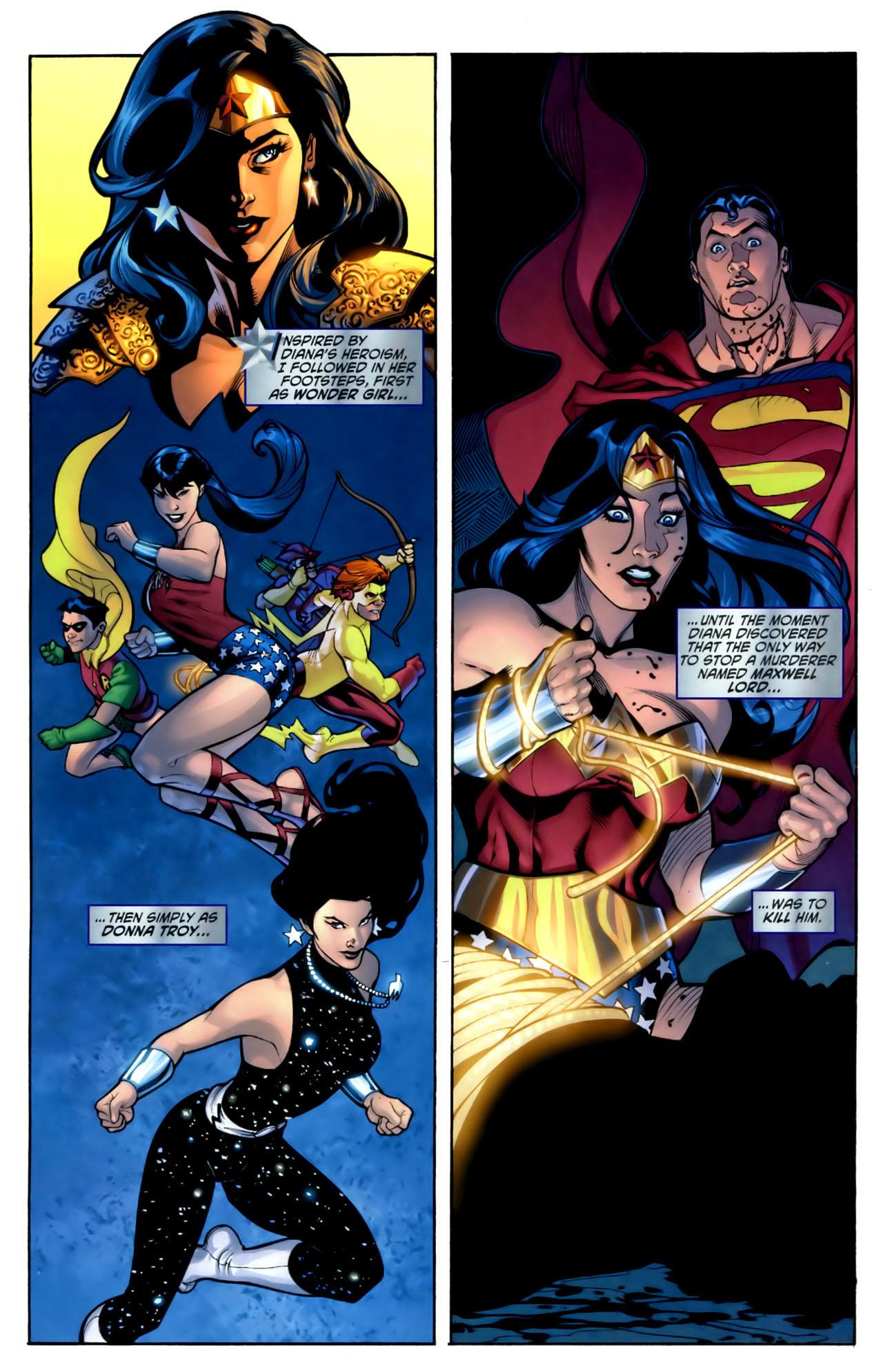 Read online Wonder Woman (2006) comic -  Issue #1 - 7