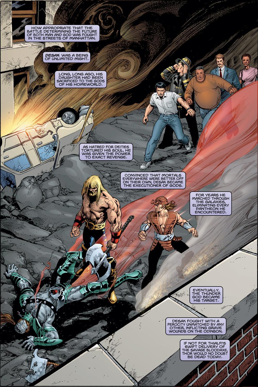 Thor (1998) Issue #50 #51 - English 9