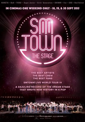 sinopsis SMTOWN The Stage