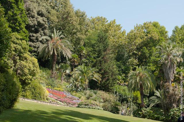 Jardin VIlla Carlota Lago di Como Italia