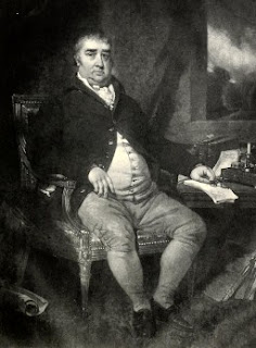 Charles James Fox  from The History of White's   by Hon Algernon Bourke (1892)