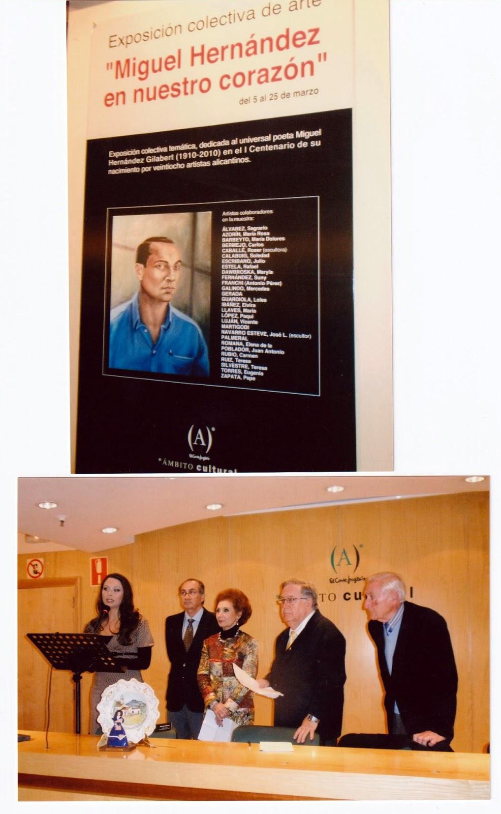 Miguel Hern Ndez Multimedia Centenario 2017